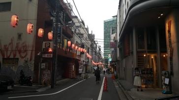 ... Et une petite rue charmante à la Japonaise 😌