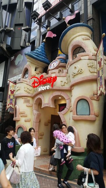 Oh un Disney store 😊