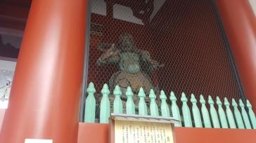 Un protecteur du temple !