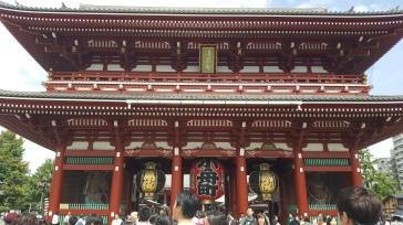 La porte Kaminari-mon