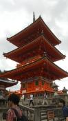 La pagode à 3 étages est plutôt impressionnante